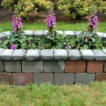 Large Oval Paver Planter