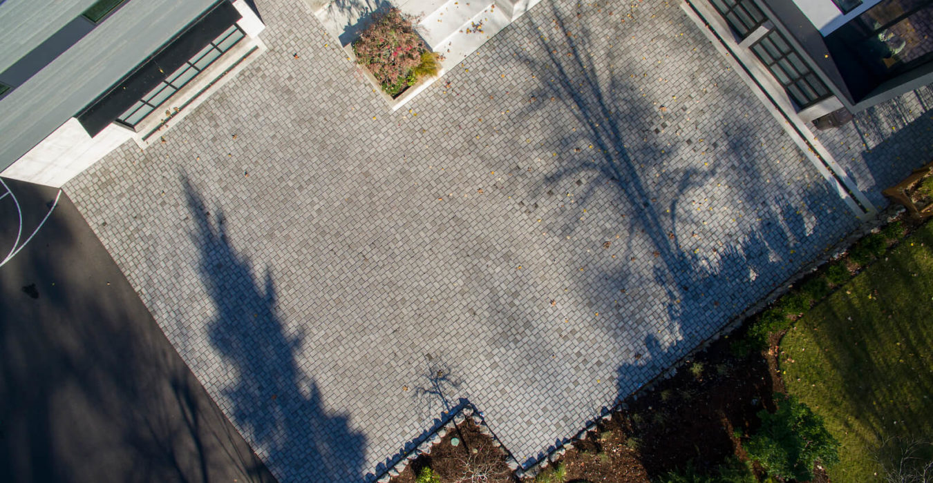 What Are Permeable Pavers stones select