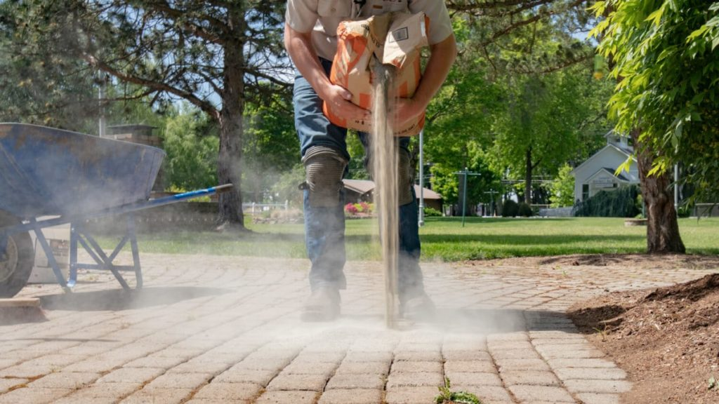 How to Repair Sinking Patio Pavers